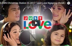 ABS-CBN Christmas Station ID 2017