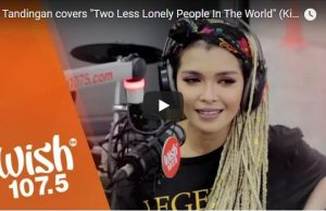 KZ Tandingan - Two Less Lonely People In The World
