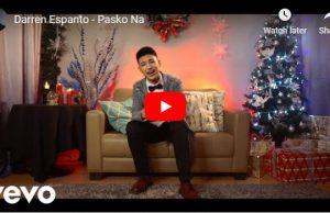 Darren Espanto - Pasko Na