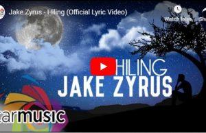 Jake Zyrus - Hiling