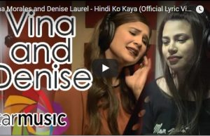 Vina Morales and Denise Laurel - Hindi Ko Kaya