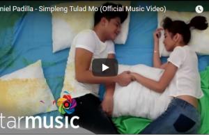 Daniel Padilla - Simpleng Tulad Mo