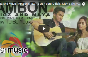 How To Be Yours OST - Ambon