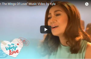 Kyla - On The Wings Of Love