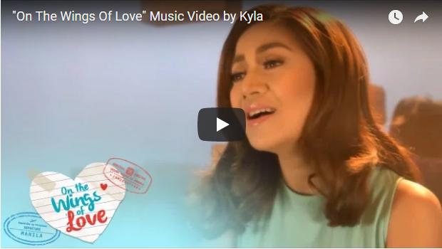 Kyla - On The Wings Of Love