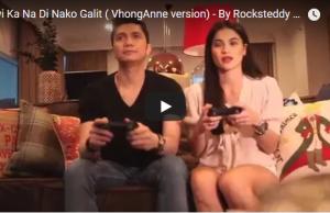 Rocksteddy and Yeng Constantino - Uwi Ka Na Di Nako Galit