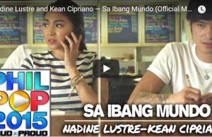 Nadine Lustre and Kean Cipriano - Sa Ibang Mundo