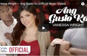 Vanessa Wright - Ang Gusto Ko