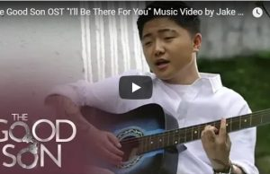 Jake Zyrus - I'll Be There For You