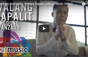 Dingdong Avanzado - Walang Kapalit
