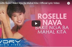 Roselle Nava - Bakit Nga Ba Mahal Kita