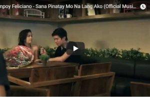 Kimpoy Feliciano - Sana Pinatay Mo Na Lang Ako