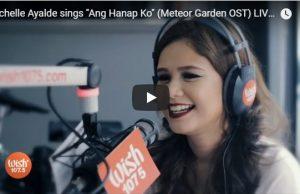 Michelle Ayalde - Ang Hanap Ko (Meteor Garden OST)