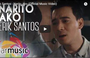 Erik Santos - Narito Ako