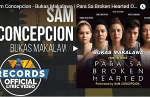 Sam Concepcion - Bukas Makalawa