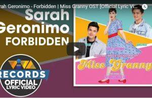 Sarah Geronimo - Forbidden