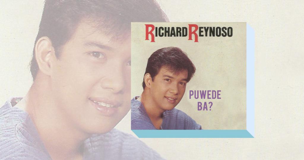 Richard Reynoso - Puwede Ba?