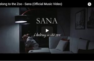 I Belong to the Zoo - Sana
