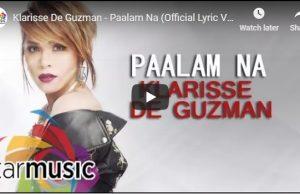 Klarisse De Guzman - Paalam Na