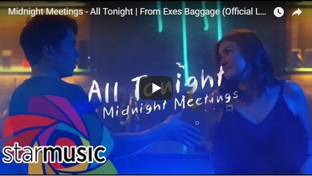 Midnight Meetings - All Tonight