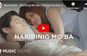 Morissette - Naririnig Mo Ba