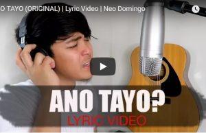 Neo Domingo - Ano Tayo