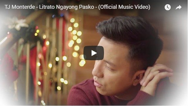 TJ Monterde - Litrato Ngayong Pasko