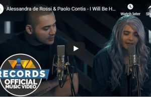 Alessandra de Rossi & Paolo Contis - I Will Be Here