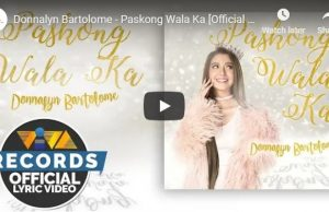Paskong Wala Ka – Donnalyn Bartolome. By Pinoy OPM Love Songs ...
