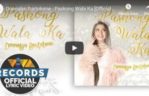 Donnalyn Bartolome - Paskong Wala Ka