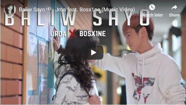 JRoa feat. Bosx1ne - Baliw Sayo