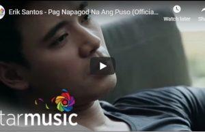 Erik Santos - Pag Napagod Na Ang Puso