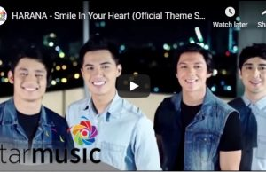 Harana - Smile In Your Heart
