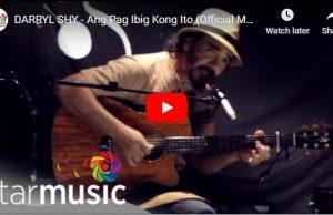 Darryl Shy - Ang Pag-Ibig Kong Ito