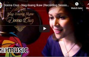 Donna Cruz - Nag-Iisang Ikaw