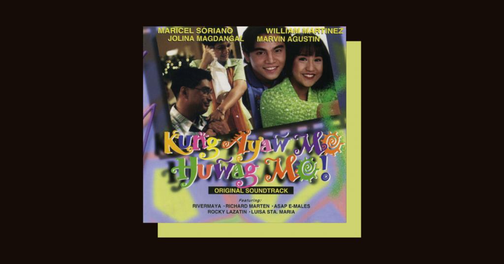 Jolina Magdangal & Marvin Agustin - Kung Ayaw Mo Huwag Mo OST