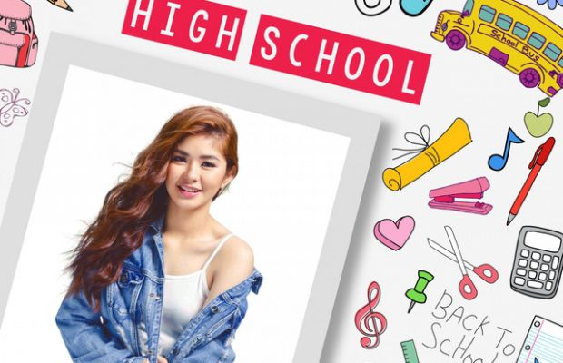 High School - Loisa Andalio