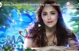 Jessa Zaragoza - Pag Wala Na Ang Ulan