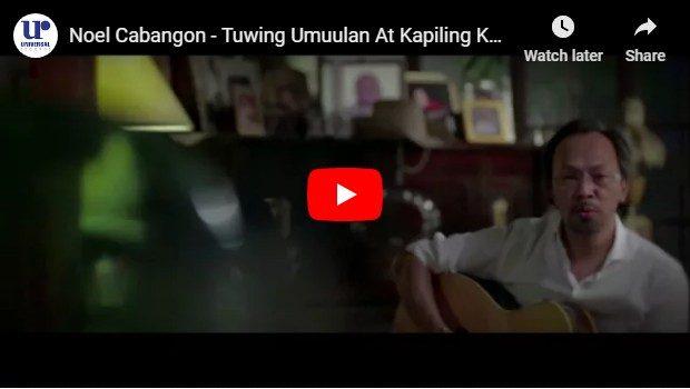 Noel Cabangon - Tuwing Umuulan At Kapiling Ka