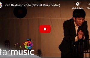 Jovit Baldivino - Dito