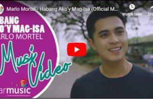 Marlo Mortel - Habang Ako'y Mag-Isa