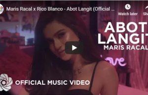 Maris Racal and Rico Blanco - Abot Langit