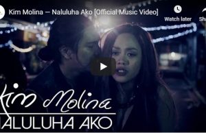 Kim Molina - Naluluha Ako