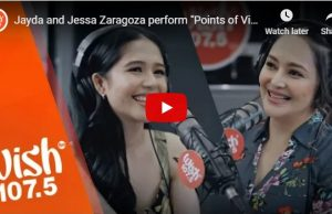 Jayda & Jessa Zaragoza - Points of View