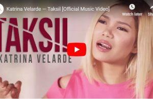 Katrina Velarde - Taksil