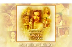 Angeline Quinto - Sana Bukas Pa Ang Kahapon OST