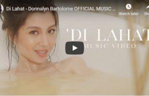 Donnalyn Bartolome - Di Lahat