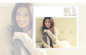 Nikki Gil - A Smile In Your Heart Lyrics