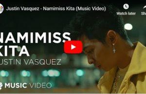 Justin Vasquez - Namimiss Kita