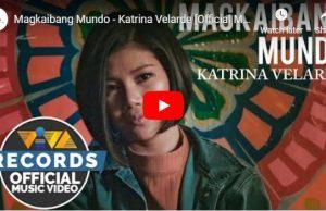Katrina Velarde - Magkaibang Mundo